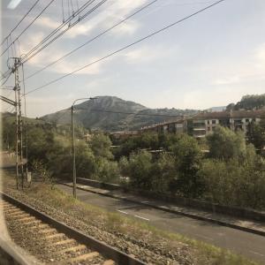 バスク最大の市場 オルディシア市場 秋探し