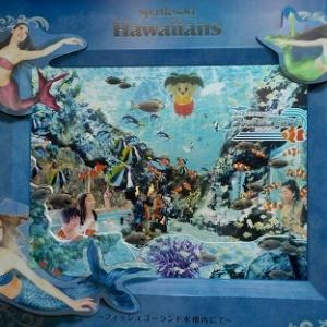 スパリゾート ハワイアンズ二泊三日 その3 海底写真館