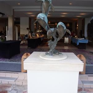 PKホテルのプールと便利なプールハウス