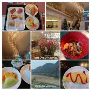 紅葉の近江・東海~⑤3日目小原の 四季桜・香嵐渓