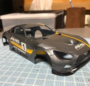 86以外も作る AMG GT3編 第三号