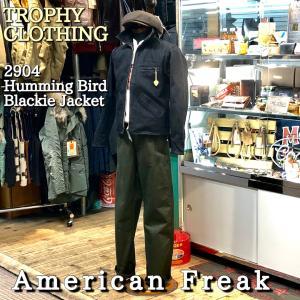 2904 Humming Bird Blackie Jacket