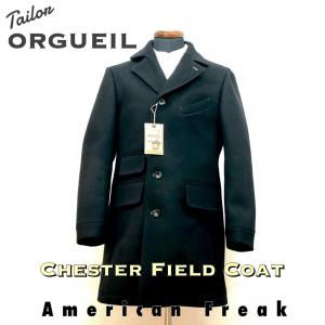 ORGUEIL Chester Field Coat