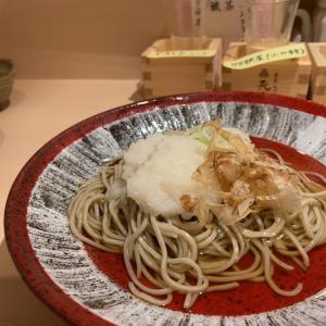 福井市・蕎麦と天ぷら専門店「天籠」