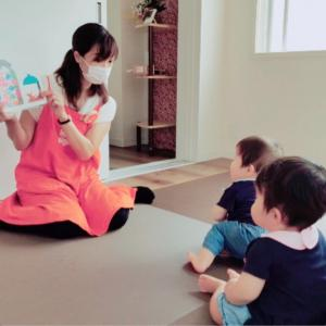 ◆【ベビーサイン】赤ちゃんを絵本好きにするコツ