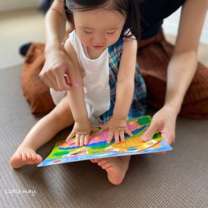 ◆【ベビーサイン】赤ちゃんの興味の引きつけ方^^