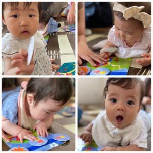 ◆わきあいあいと♪赤ちゃんとママのベビーサイン