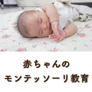 赤ちゃんのモンテッソーリ教育