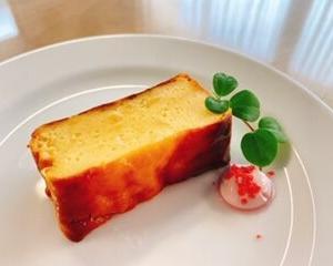 志麻さんのレモンケーキ作ってみた