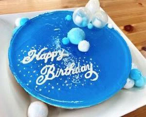 おしゃべり中2女子、誕生日ケーキは新作
