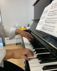 本番に向けて、ピアニストさんがんばれ