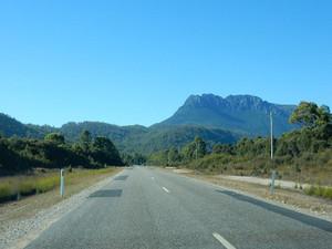 オーストラリア ⑰ (タスマニア クレイドル山国立公園~クイーンズタウン~セントクレア湖国立公園)