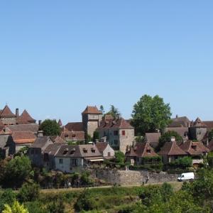 フランス南西部の旅⑯Loubressac フランスの最も美しい村