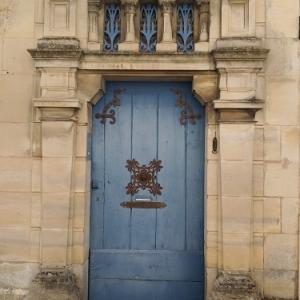 フランスあちこち 装飾的なドア色々