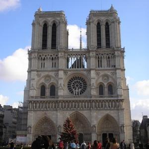 フランスあちこち 大聖堂色々