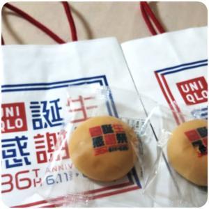 UNIQLO感謝祭とエアコン2台!購入~と こども晩ごはん*