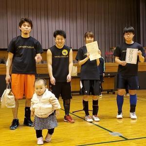 西井左官ボンバーズの第14回県大会入賞チーム!
