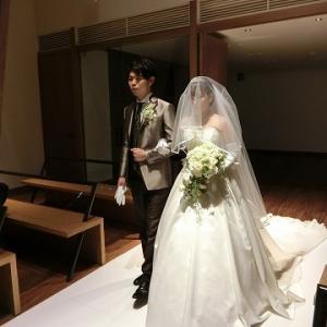 かずくんの結婚式!