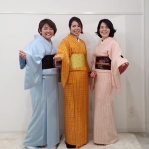 京都・着付けレッスンご感想│毎回達成感があり、ずっと安心感がありました。