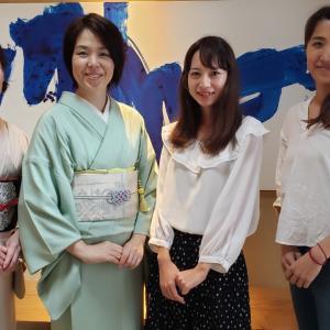 某施設のPR撮影にチーム葵桜で行って来ました♪