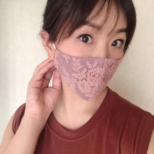 レースマスク♪