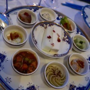 チュラーン宮殿でディナー