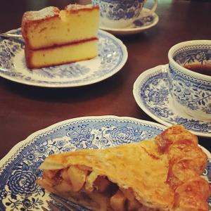 マフィンと焼き菓子でおうちカフェ