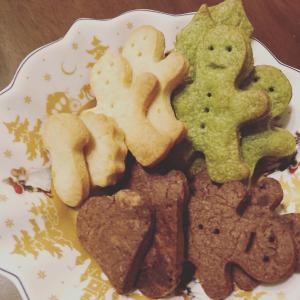 クリスマスクッキーレシピ ※たまご不使用