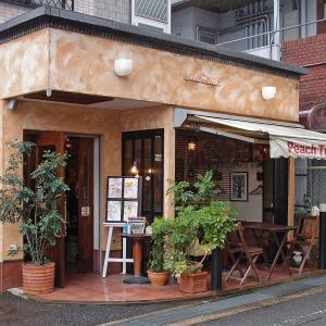 大阪・茨木市 ピーチツリーカフェに行ってみた