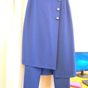パンツ付きスカート・・・☆