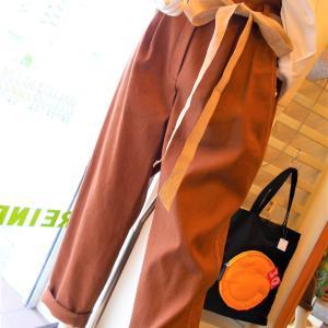 秋色パンツもクリアランス・・・・☆