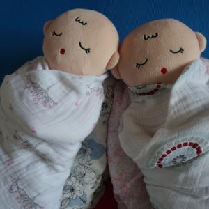 おくるみタッチケア妊婦の時から赤ちゃんをイメージ!