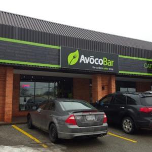 サラダ専門店AvocoBarに行ってみた。
