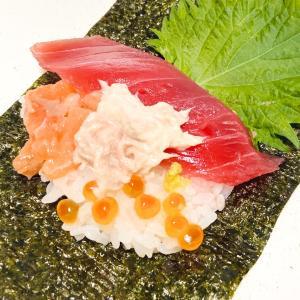 お家で手巻き寿司