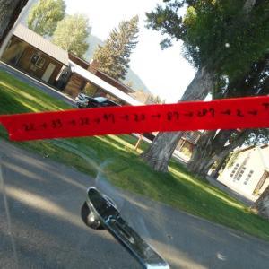 Day9 アイダホ州からモンタナ州へ(1)道のりと小さな町を味わう
