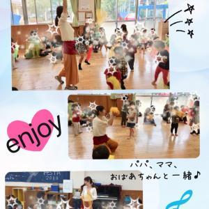 ◆京都・保育園にて異年齢おやこイベント!◆親子ふれあいリトミック♪◆