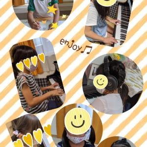 ◆おうち教室◆感染予防対策をしながら楽しくピアノレッスン♪◆