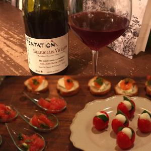 「パーティーフードレッスン」、「日本酒×フレンチの会」、2つのイベントのお知らせ