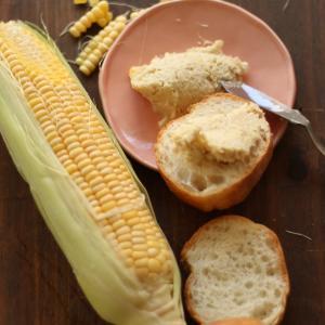 トウモロコシジャムの作り方
