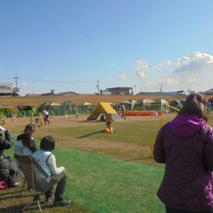 JKC2020年中国ブロック訓練競技会in芦田川河川敷