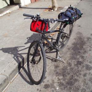 【世界一周終了まであと3日】レンタサイクルでゴールデン・ゲート・ブリッジへ