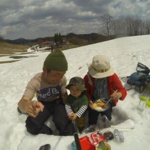 16-17 DAY24 恩原DAYCAMP BABY SNOWBOARD作成