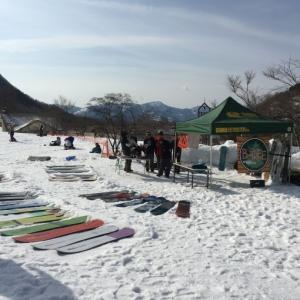 16-17 DAY17 B-Tree試乗会 in 奥大山スキー場