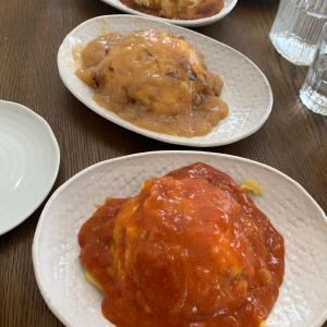 【レッスンレポ】「これで、一生美味しい醤油ラーメンが食べられる」醤油ラーメンと、天津飯。