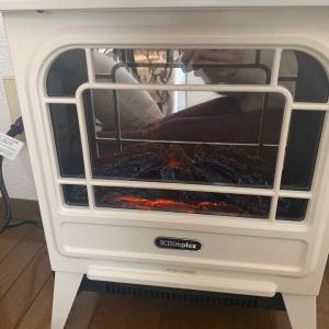 【お家作り】暖炉を買いました♪ 見てるだけで癒される〜