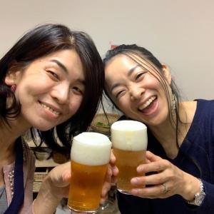 [リアル幸せごはん】プライベートで、「居酒屋あっちゃん」やってました〜♪ 実は、あっちゃん・・