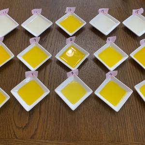 【試食しました♪】菜種油を探す旅。15種類の菜種油を取り寄せて、試食しました♪