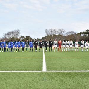 1月25日(土)に行われた「茨城県高校サッカー新人大会 決勝 vs 明秀日立」の写真をWebアルバムにアップしました!