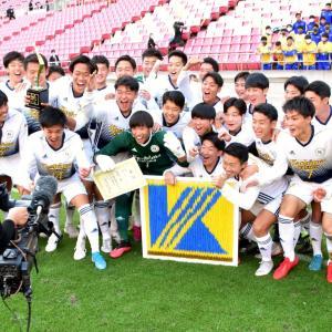 11月15日(日)に開催された「全国高校サッカー選手権大会 茨城県予選 決勝」(vs 明秀日立)の写真をWebアルバムにアップしました!