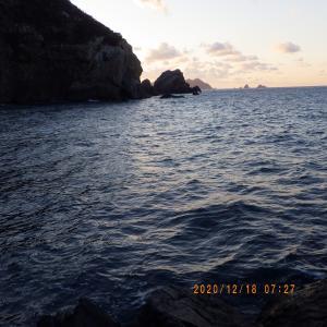 磯釣り 7回目 日振島